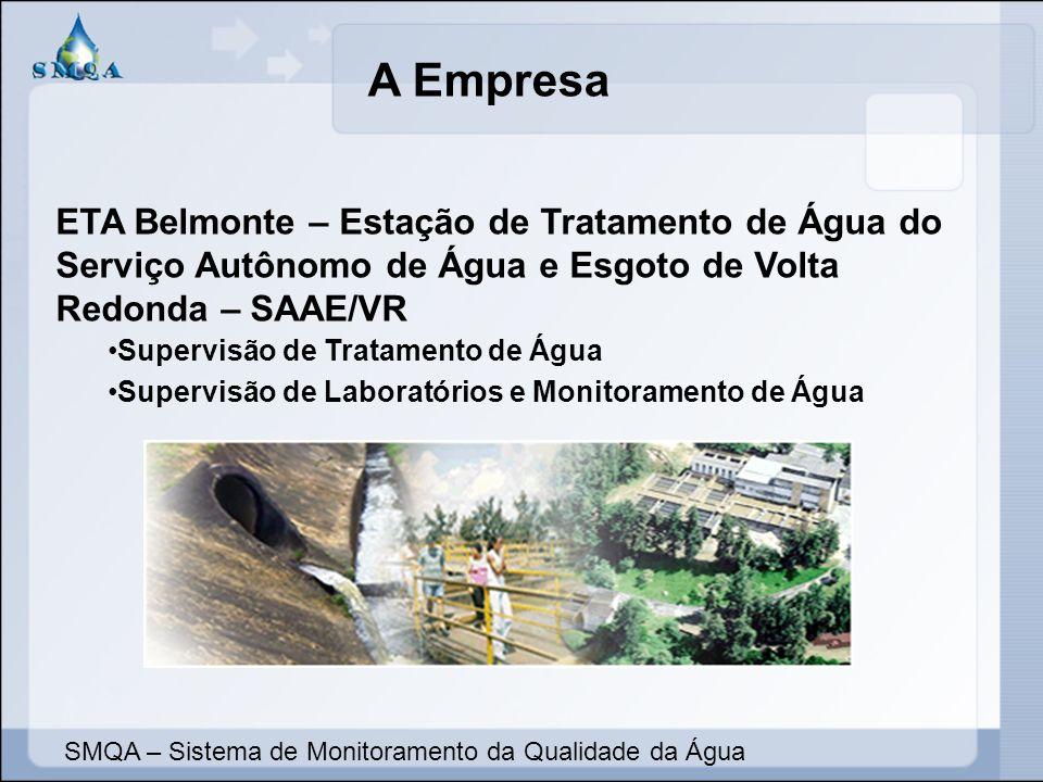 A Empresa ETA Belmonte – Estação de Tratamento de Água do