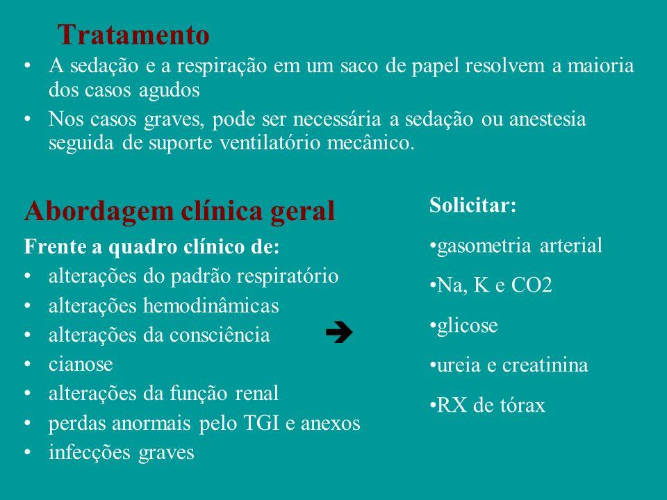 Abordagem clínica geral