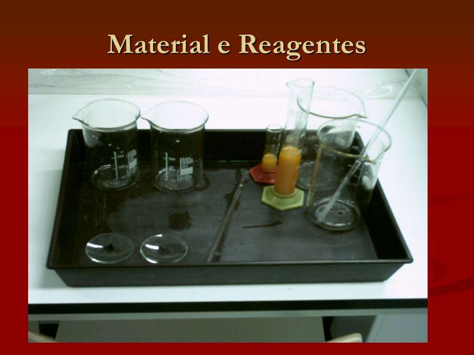 Material e Reagentes