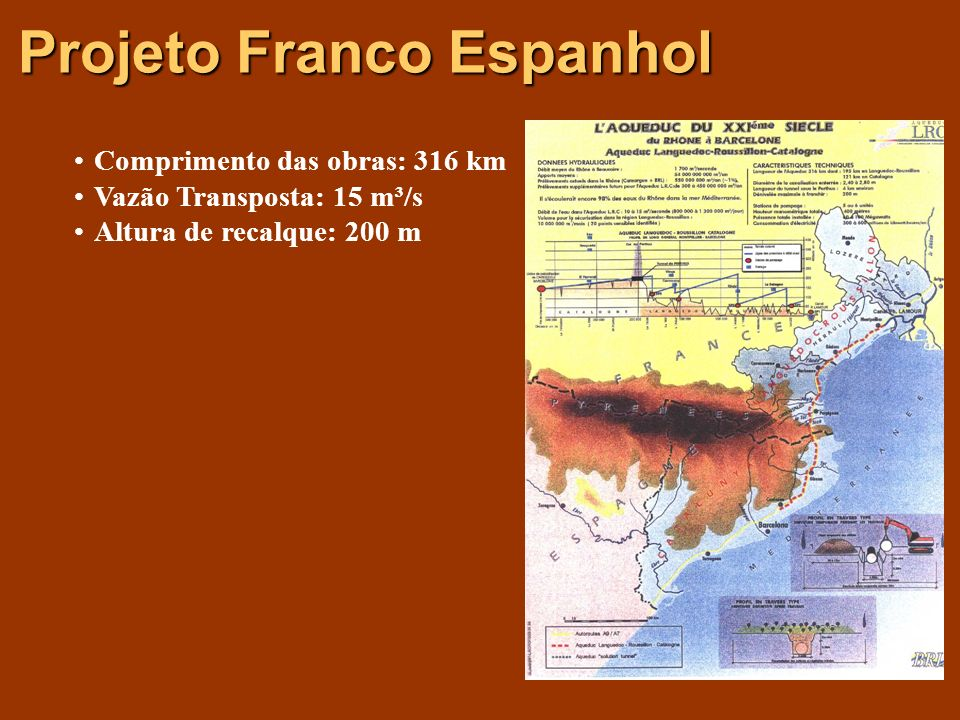 Projeto Franco Espanhol