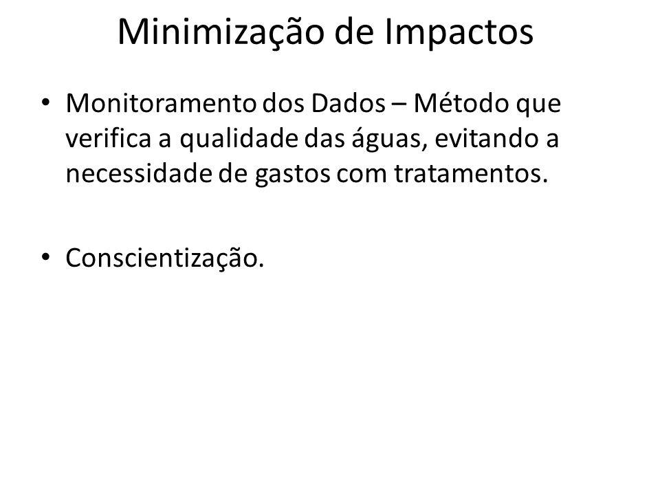 Minimização de Impactos