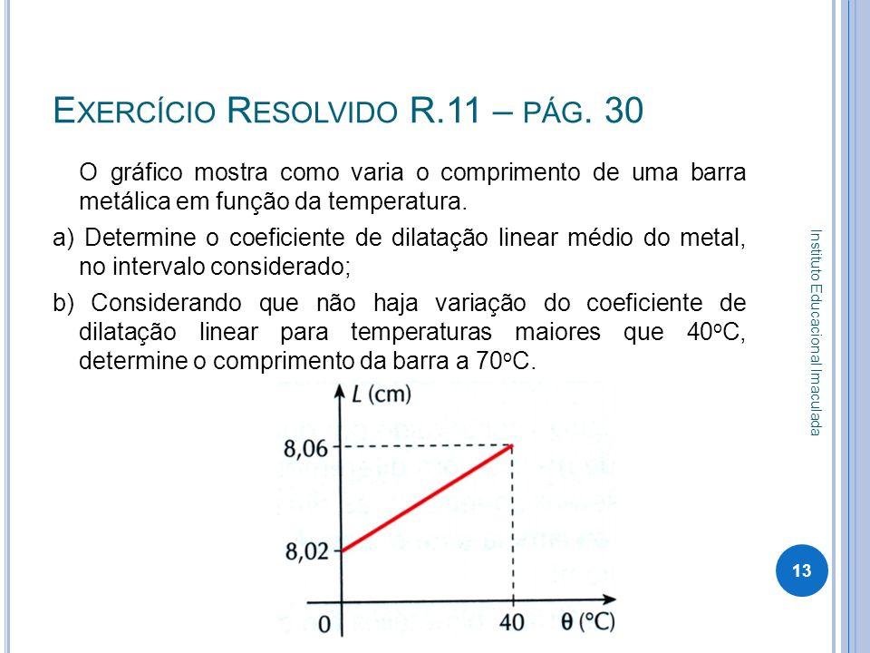 Exercício Resolvido R.11 – pág. 30