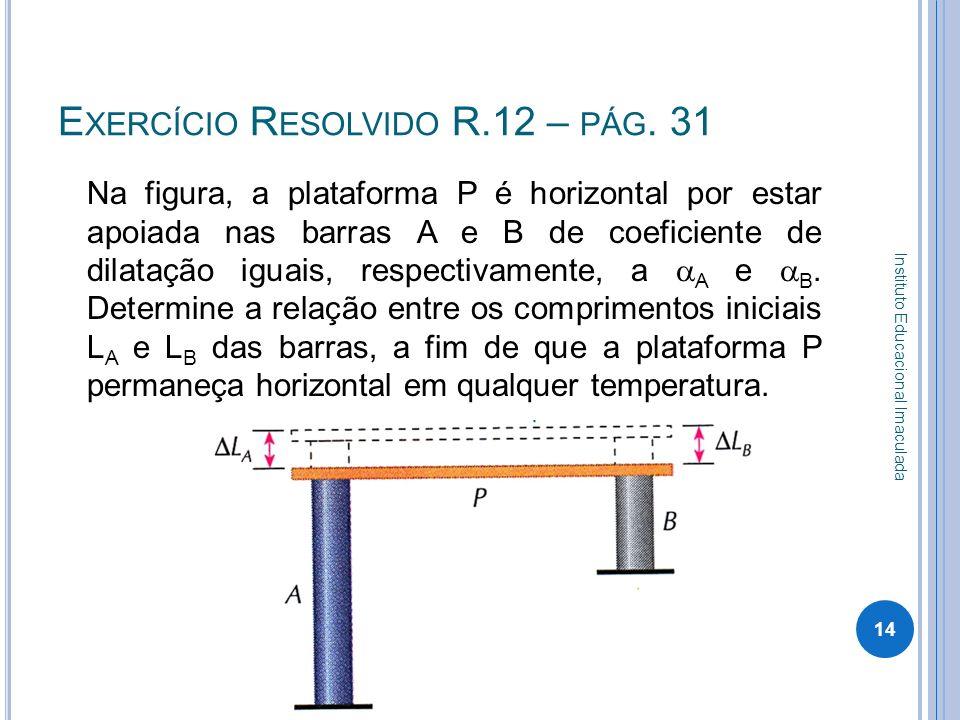Exercício Resolvido R.12 – pág. 31