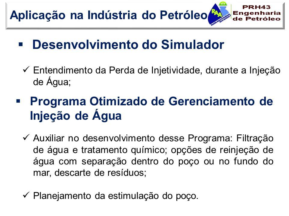 Desenvolvimento do Simulador