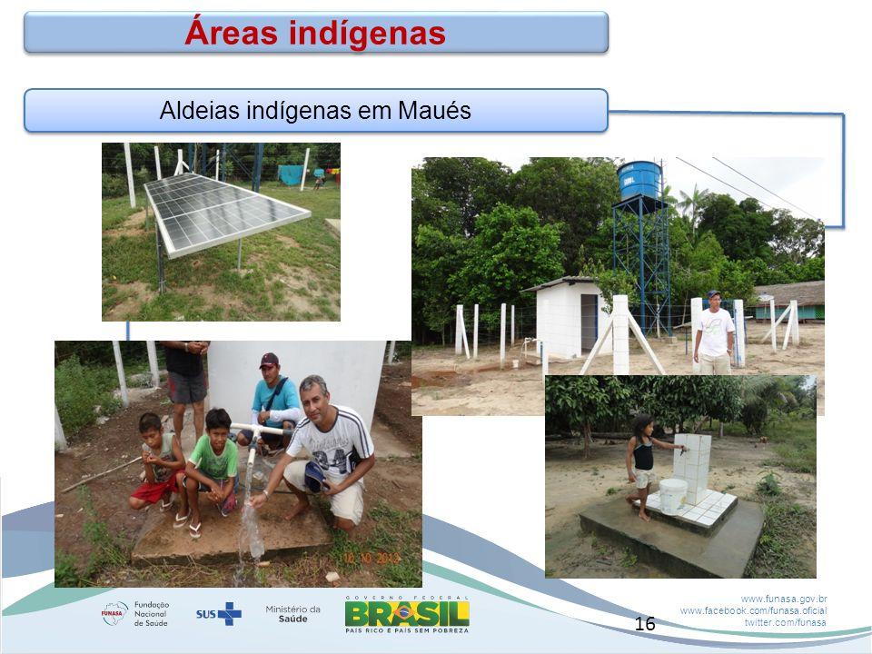 Aldeias indígenas em Maués
