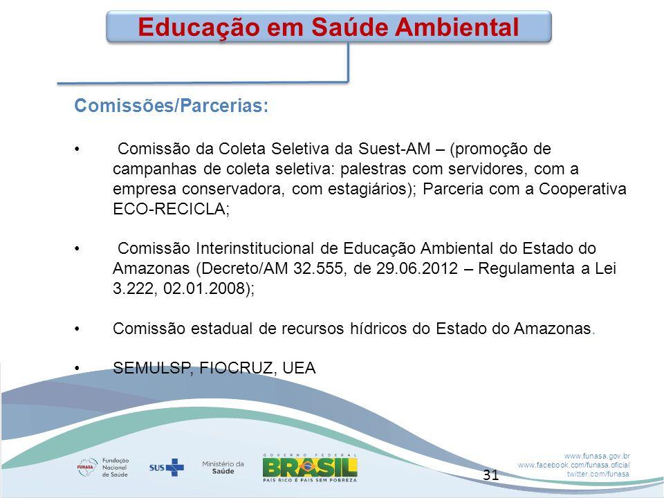 Educação em Saúde Ambiental