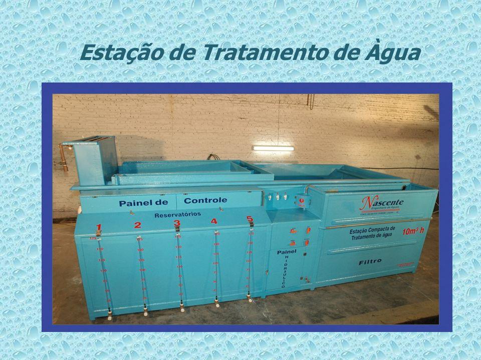 Estação de Tratamento de Àgua