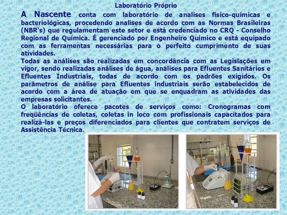 Laboratório Próprio
