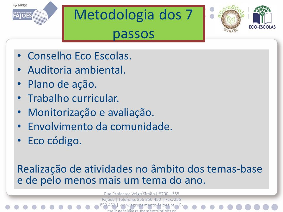 Metodologia dos 7 passos