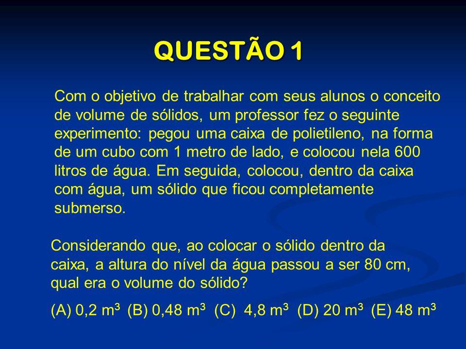 QUESTÃO 1