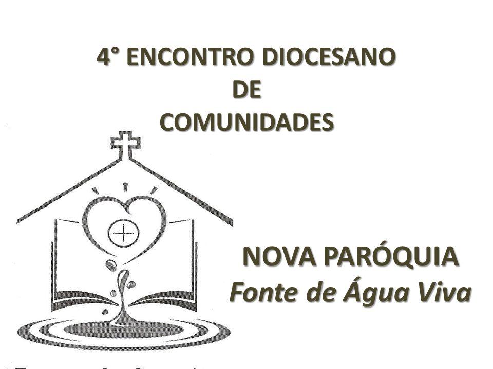 NOVA PARÓQUIA Fonte de Água Viva