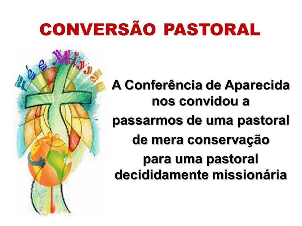 CONVERSÃO PASTORAL
