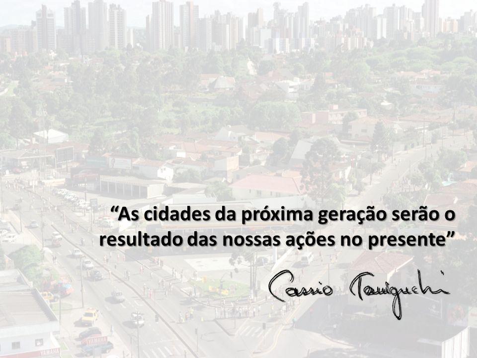 As cidades da próxima geração serão o resultado das nossas ações no presente