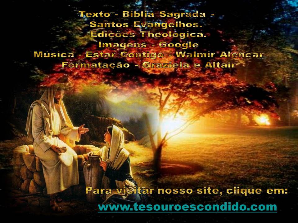 www.tesouroescondido.com Para visitar nosso site, clique em: