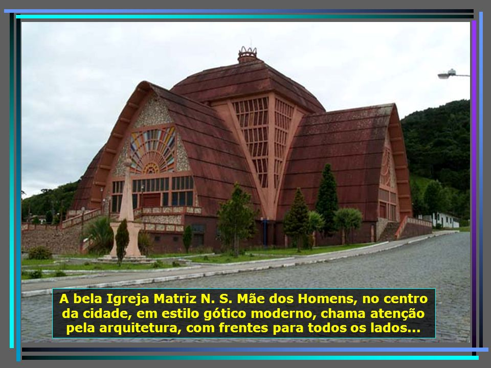 P0011220 - URUBICI - CATEDRAL N. S. MÃE DOS HOMENS-650