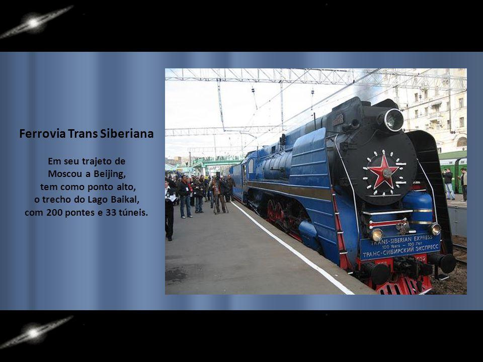 Ferrovia Trans Siberiana