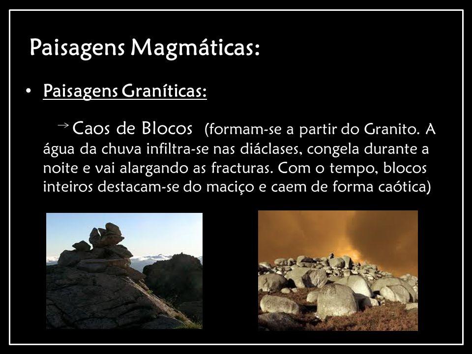 Paisagens Magmáticas:
