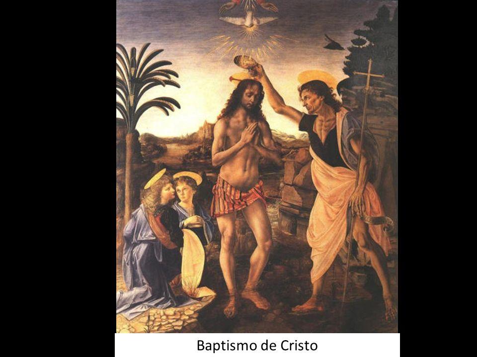 Baptismo de Cristo