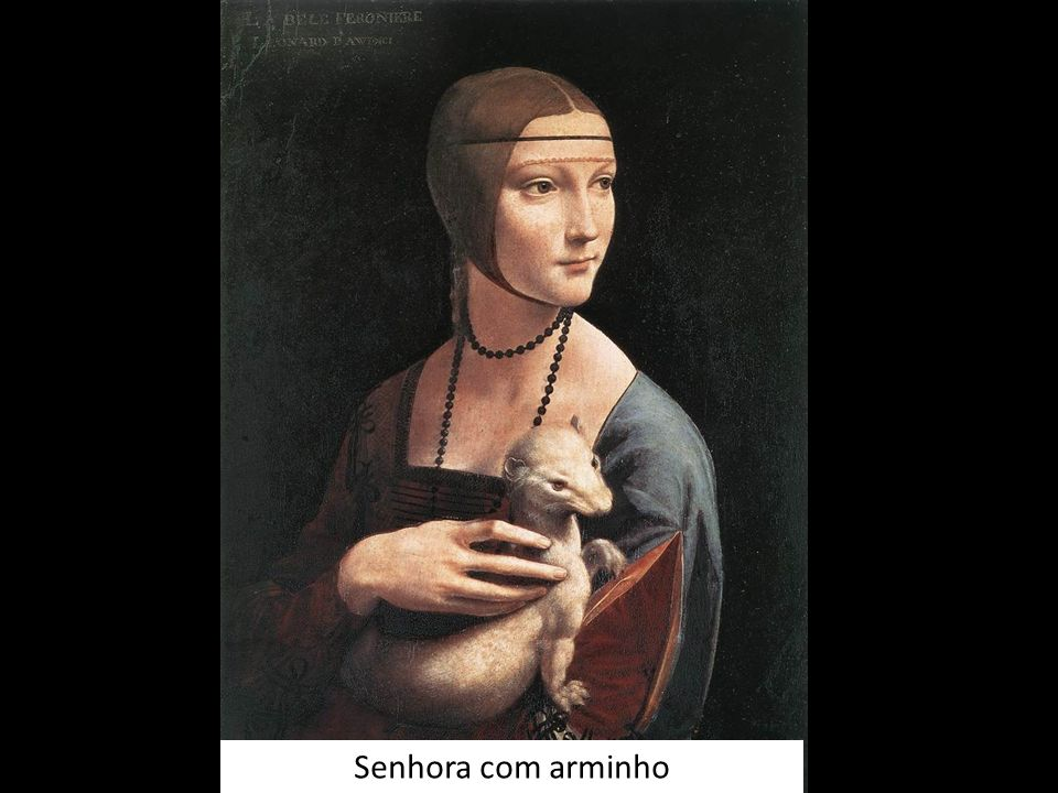 Senhora com arminho