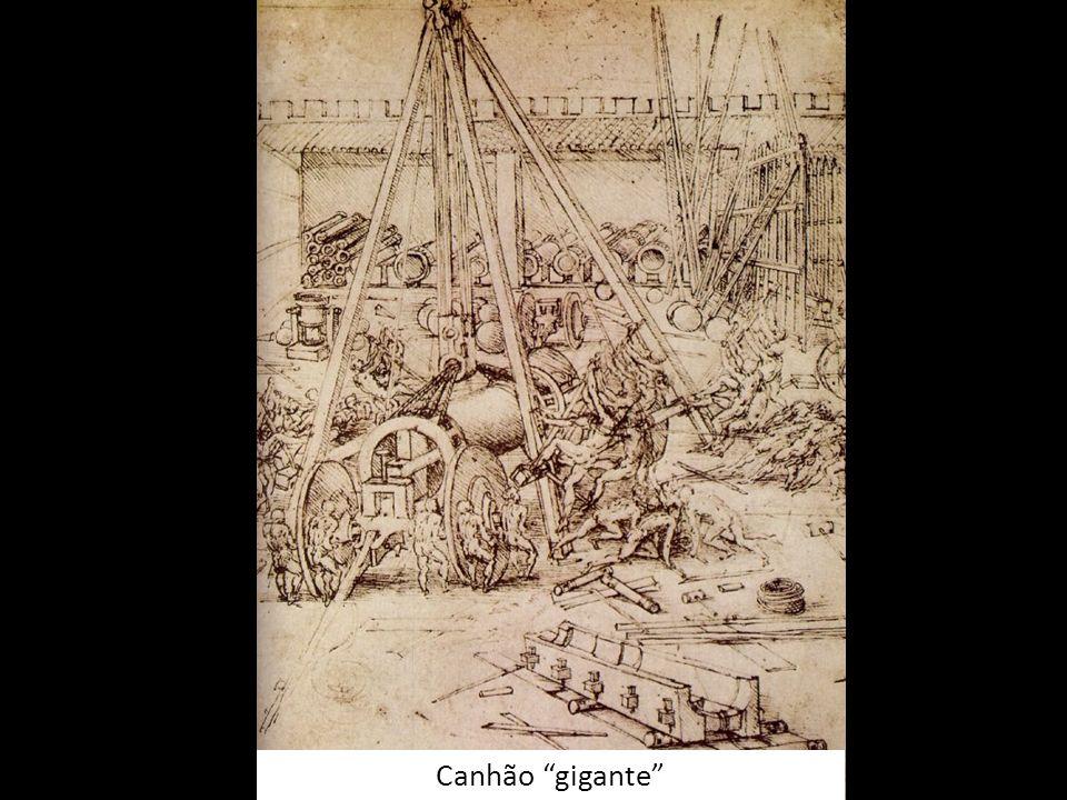 Canhão gigante