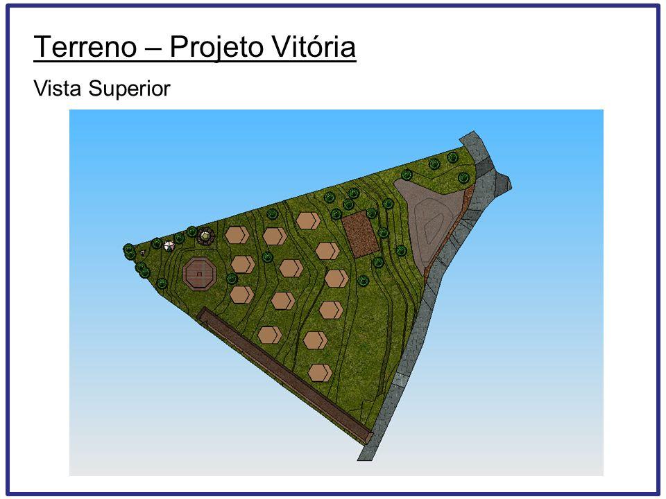 Terreno – Projeto Vitória
