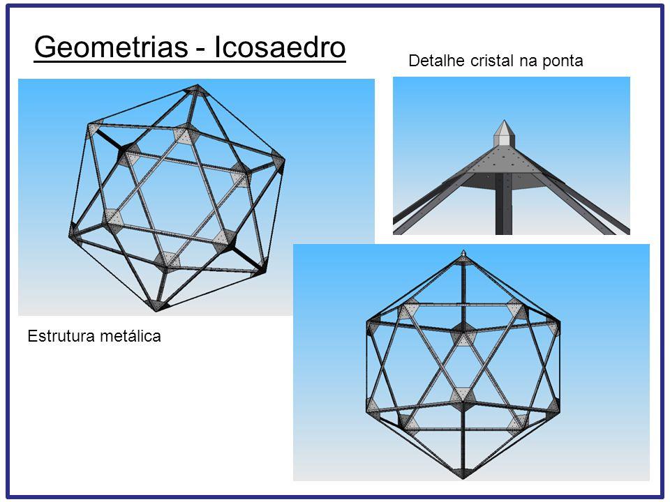 Geometrias - Icosaedro