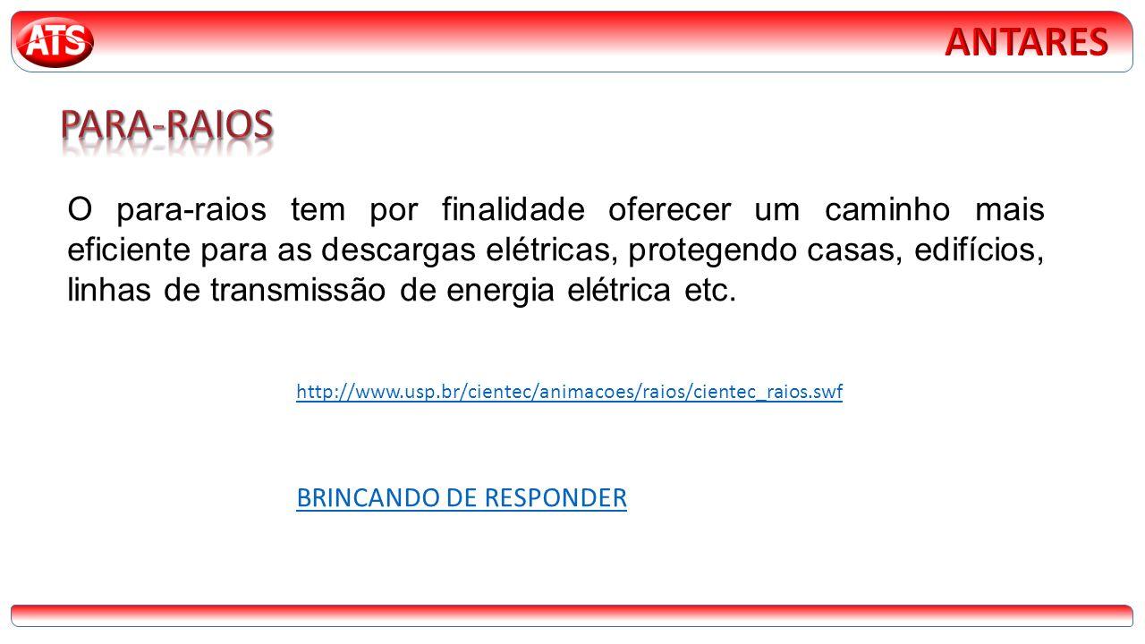 ANTARES PARA-RAIOS.