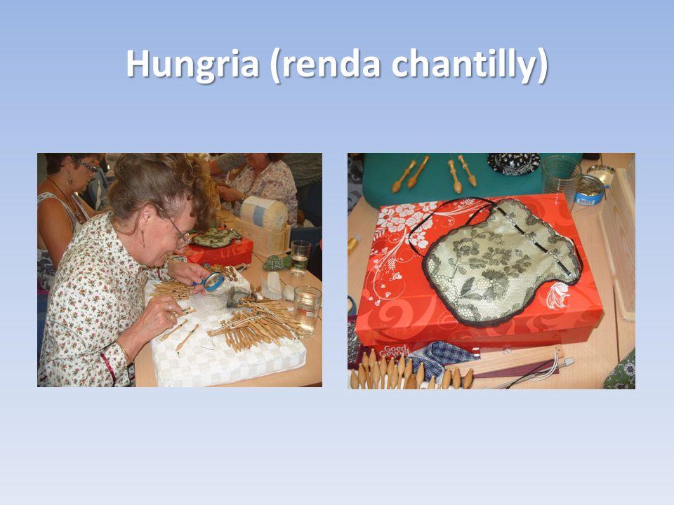 Hungria (renda chantilly)