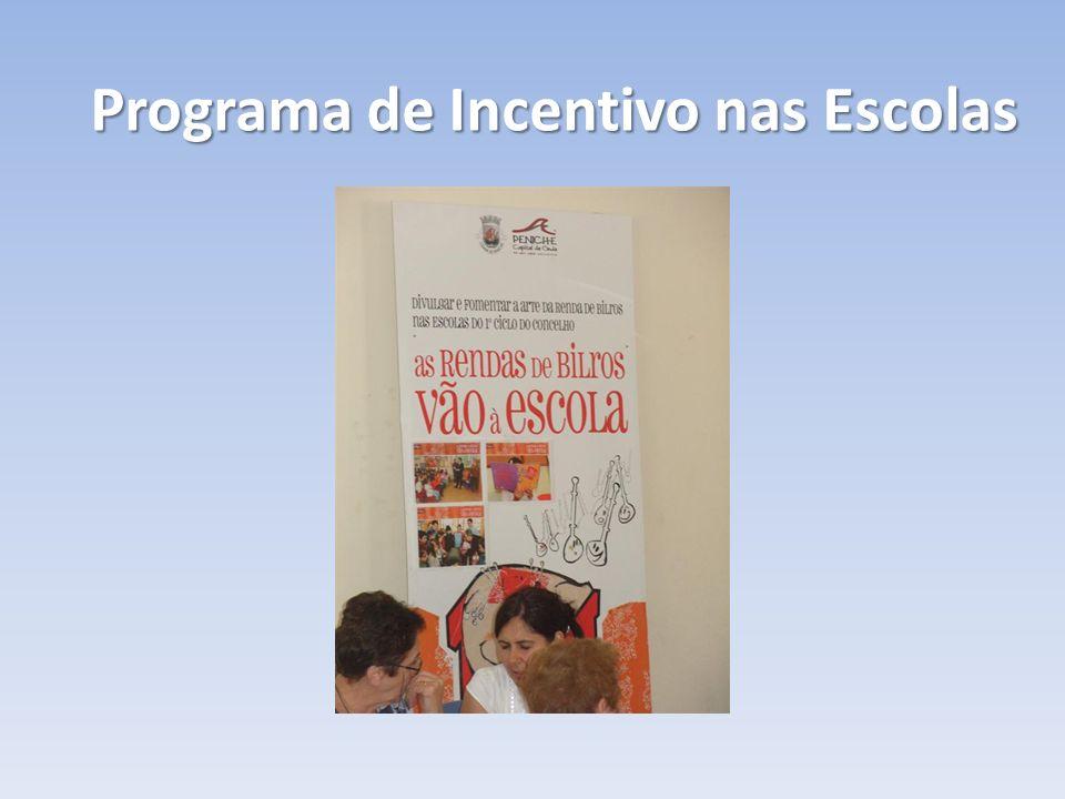 Programa de Incentivo nas Escolas