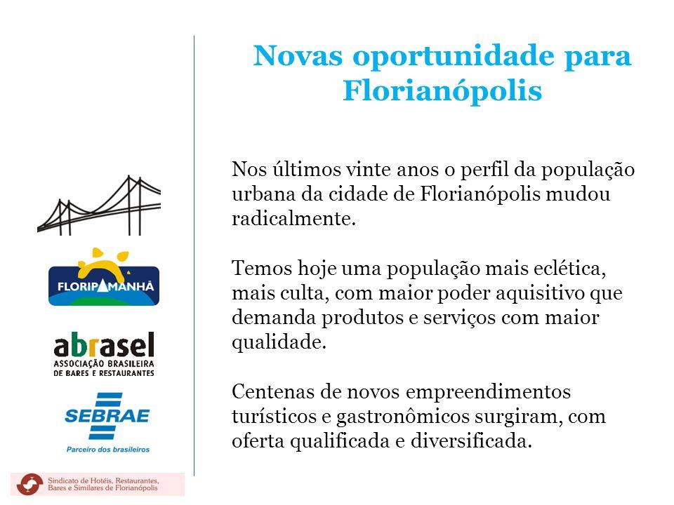 Novas oportunidade para Florianópolis
