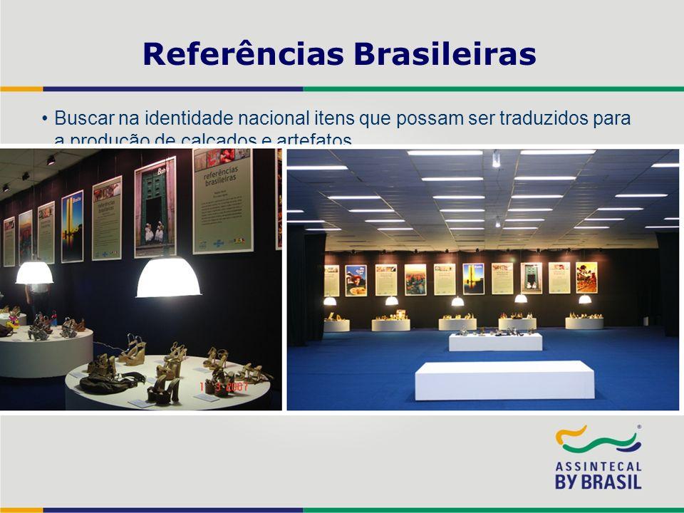 Referências Brasileiras