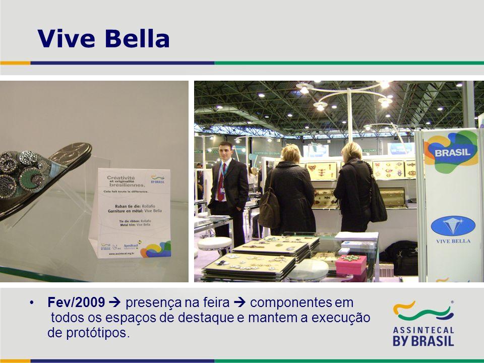 Vive Bella Participa desde a 8ª edição do Fórum de inspirações e da feira Mod´amont desde do início que a Apex apoiou.