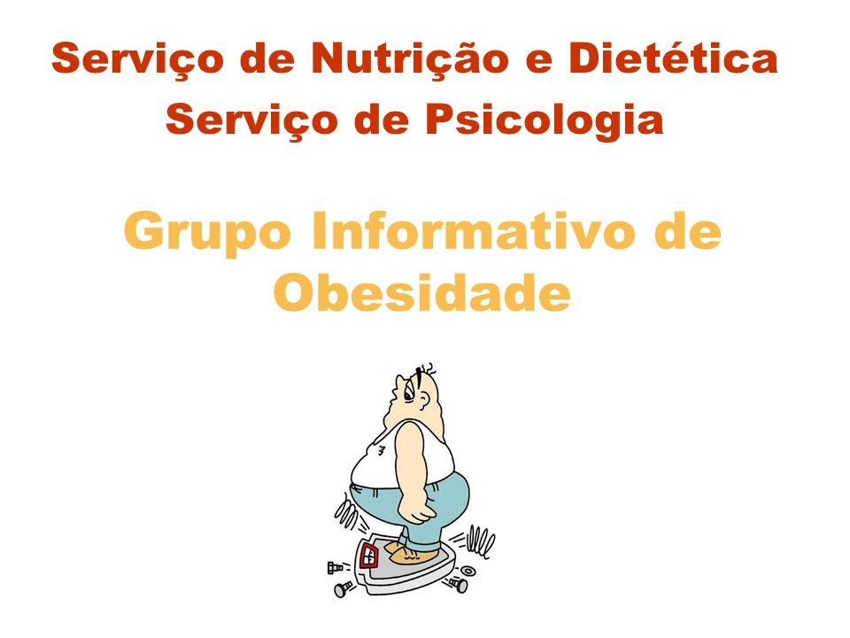 Grupo Informativo de Obesidade
