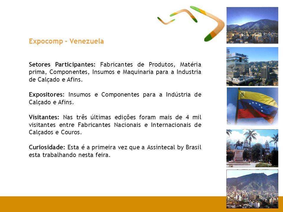 Expocomp - Venezuela
