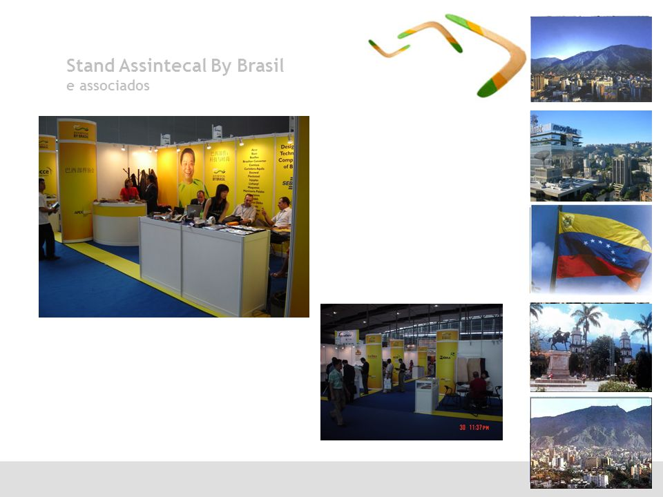 Stand Assintecal By Brasil