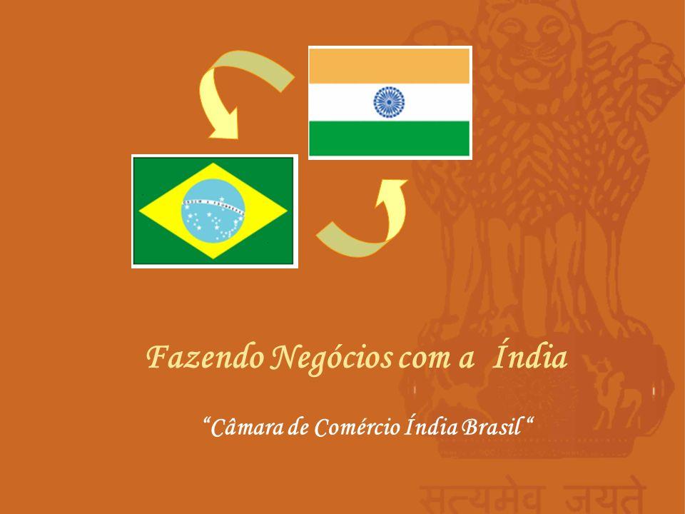Fazendo Negócios com a Índia