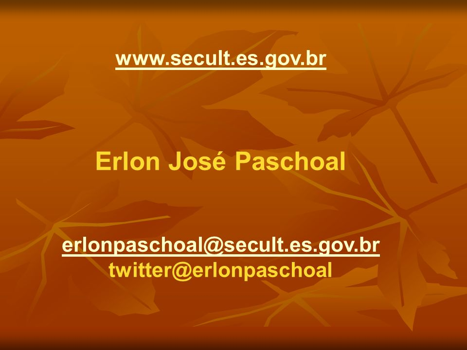 twitter@erlonpaschoal