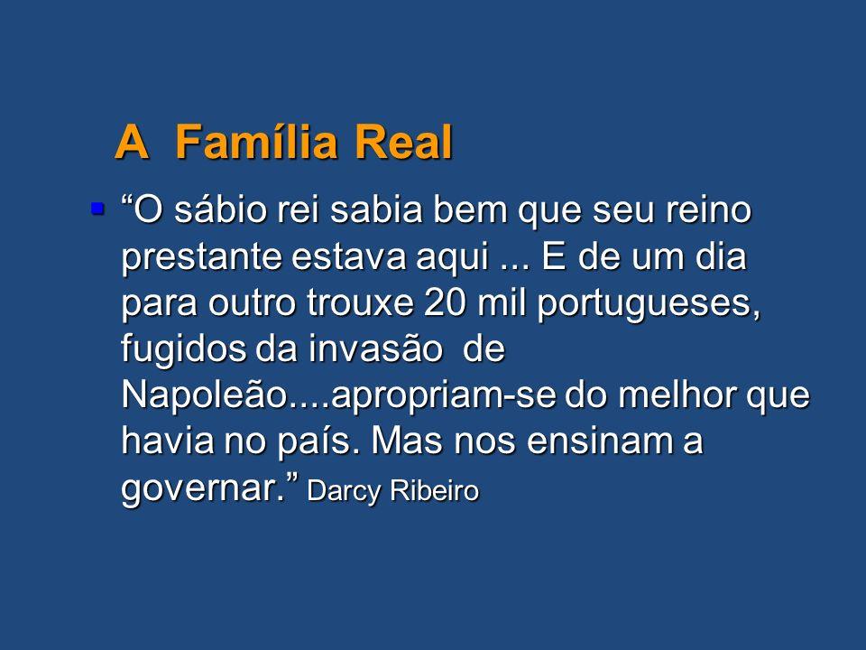A Família Real
