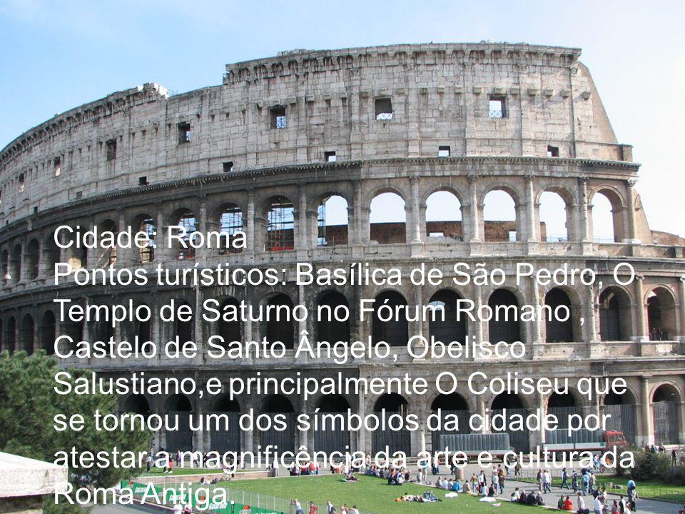 Cidade: Roma