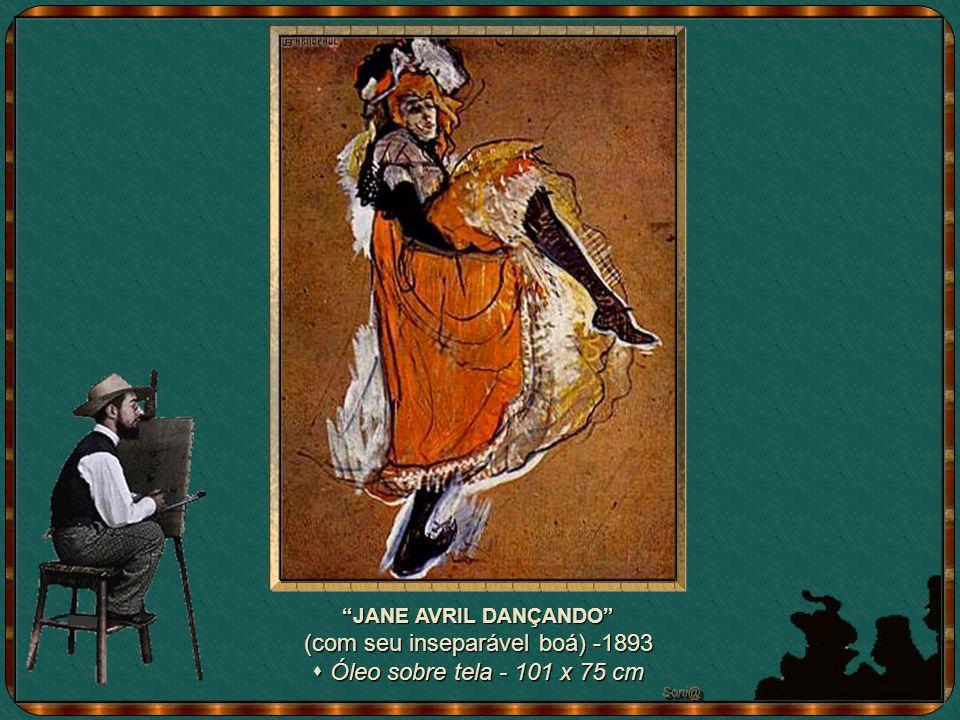 (com seu inseparável boá) -1893