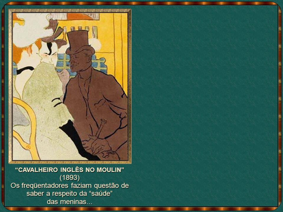 CAVALHEIRO INGLÊS NO MOULIN