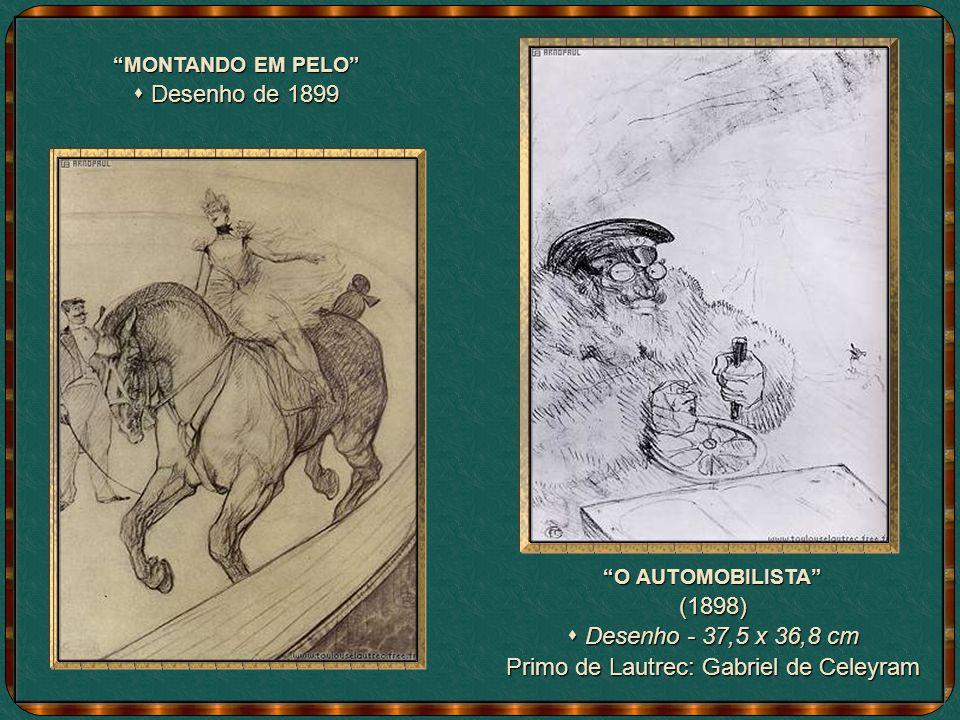 Primo de Lautrec: Gabriel de Celeyram