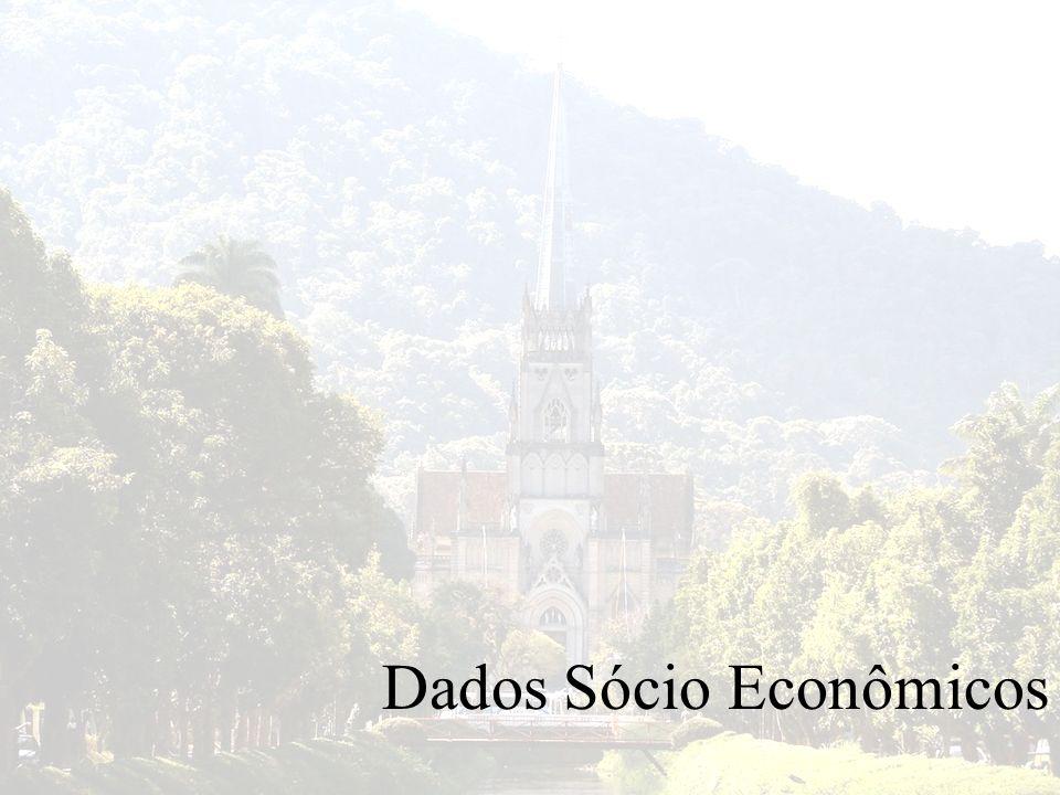 Dados Sócio Econômicos