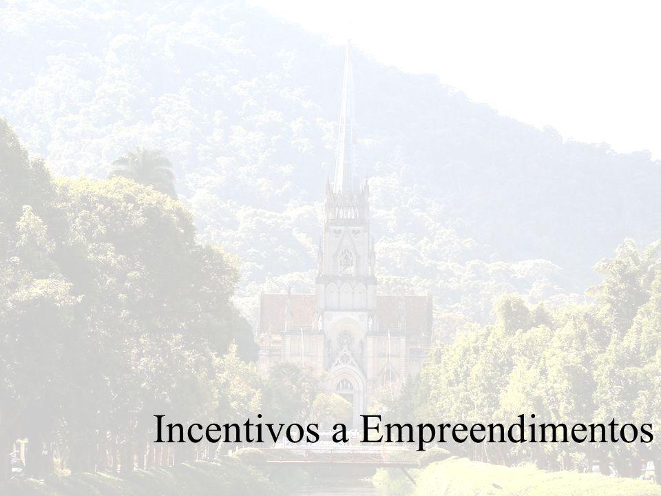 Incentivos a Empreendimentos