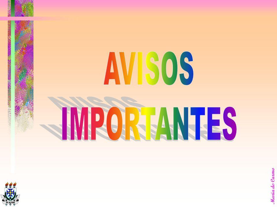 AVISOS IMPORTANTES