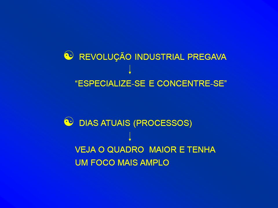 REVOLUÇÃO INDUSTRIAL PREGAVA