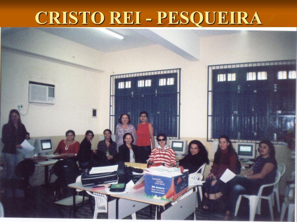 CRISTO REI - PESQUEIRA