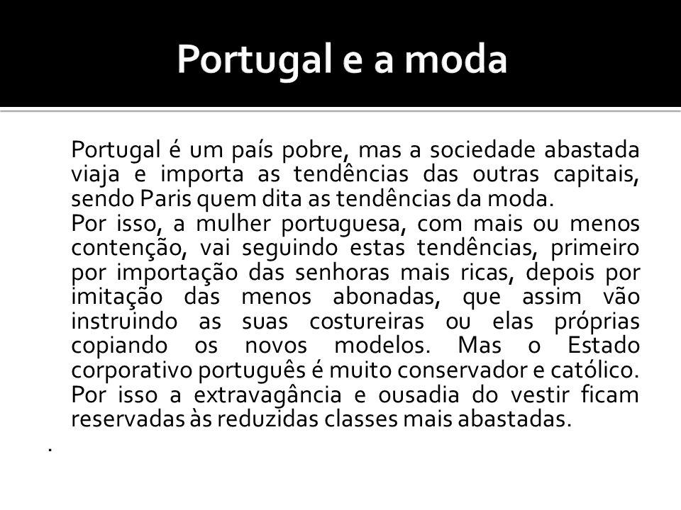 Portugal e a moda