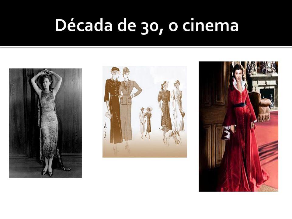 Década de 30, o cinema