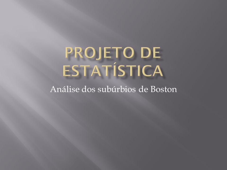 Projeto de Estatística